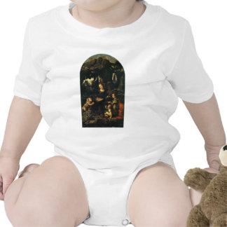Niño St. John de Maria y de Cristo el Bautista Traje De Bebé