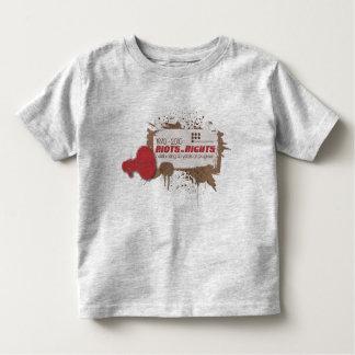 Niño T de los alborotos Camiseta