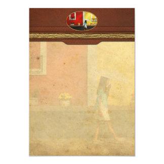 Niño - un día soleado brillante invitación 12,7 x 17,8 cm