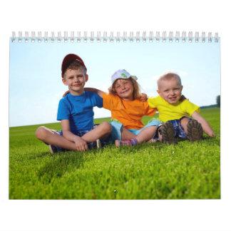 Niños Calendarios