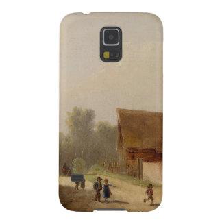 Niños camino de casa - una más buena Heimweg Carcasas Para Galaxy S5
