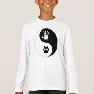 Niños - camisa de manga larga (Deporte-Tek)