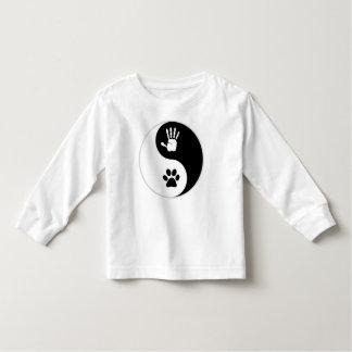 Niños - camisa del niño de HandToPaw (mangas