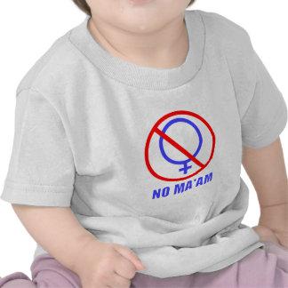 Niños casados Bundy Maam Camisetas