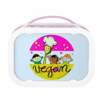 Niños: Cocinero del vegano