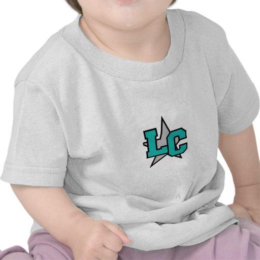Niños de la estrella de la alegría de la libertad camiseta