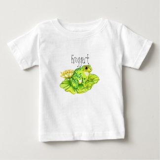 Niños de la firma de Froggert Playera De Bebé