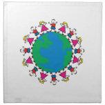 Niños de la paz de mundo