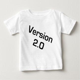 Niños de la versión 2,0/camisa infantil del friki t shirts