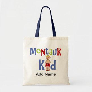 Niños de Montauk de los muchachos Bolsa De Mano