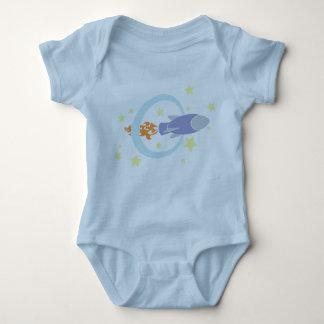 Niños de Rocket Mameluco De Bebé