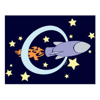 Niños de Rocket Tarjeta Postal