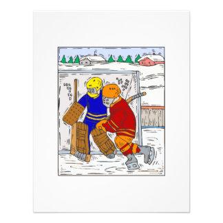 Niños del hockey comunicado personal