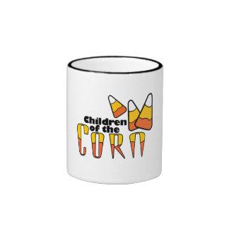 Niños del maíz tazas