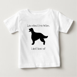 Niños del perro de Irish Setter, niños camiseta, Tee Shirts