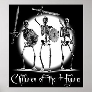 Niños del poster del Hydra