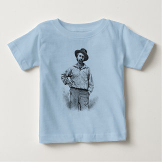 Niños del retrato de Walt Whitman Playera