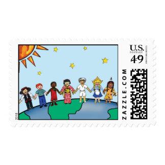Niños del sello del mundo