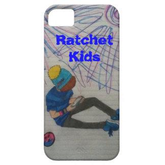 Niños del trinquete iPhone 5 carcasas