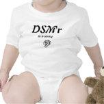 niños DSM'r en el entrenamiento Camiseta