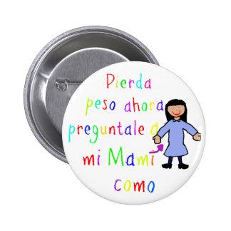ninos en espanol button