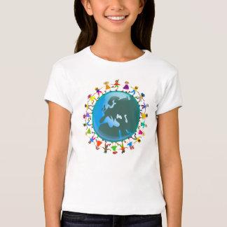 Niños europeos camisas