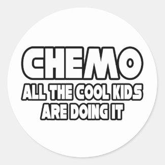 Niños frescos de Chemo… Etiquetas