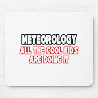 Niños frescos de la meteorología… tapetes de raton