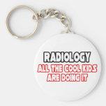 Niños frescos de la radiología… llaveros