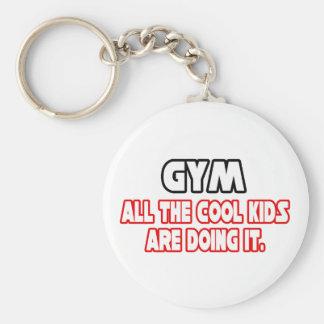 Niños frescos del gimnasio… llavero personalizado