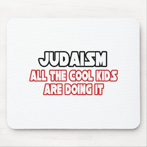 Niños frescos del judaísmo… tapetes de ratones