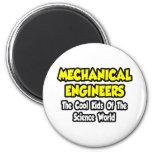 Niños frescos Mech de los ingenieros… del mundo de Iman De Frigorífico