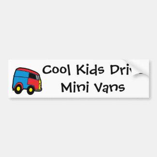 Niños frescos pegatina para auto