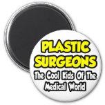 Niños frescos plásticos de los cirujanos… del mund imanes para frigoríficos