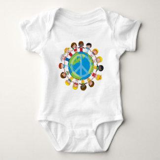 Niños globales body para bebé