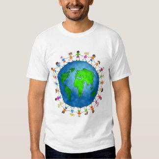 Niños globales poleras