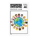 Niños globales sellos