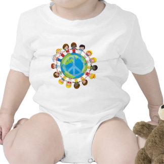 Niños globales trajes de bebé