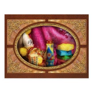 Niños - juguete - memorias de la niñez más postal