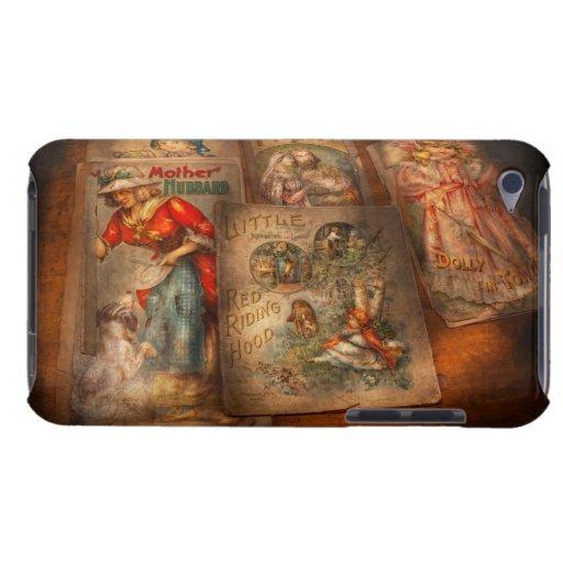 Niños - libros - cuentos de hadas iPod Case-Mate carcasa