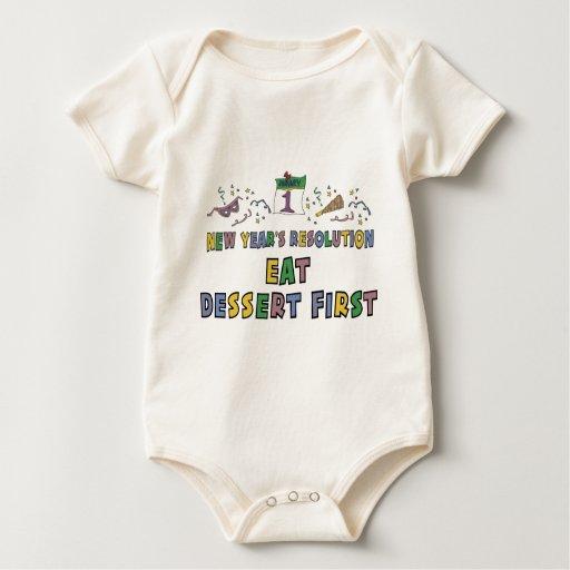 Niños, niño, resolución de los Años Nuevos del Body De Bebé