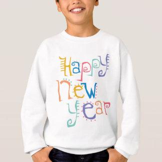 Niños, niño, resolución de los Años Nuevos del Sudadera