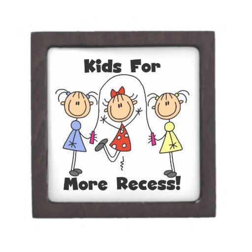 Niños para más hendidura cajas de regalo de calidad