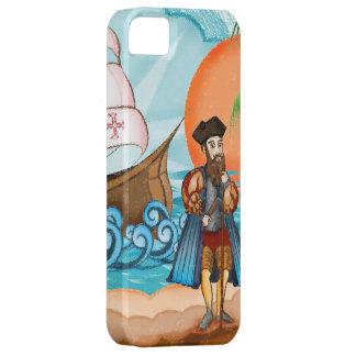 Niños Vasco da Gama - caso del iphone 5 Funda Para iPhone SE/5/5s