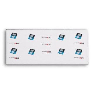Nintendo 3DS Envelopes