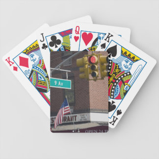 Ninth Avenue Bicycle Playing Cards
