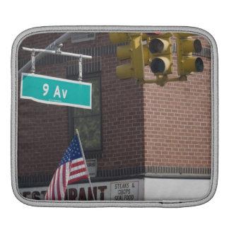 Ninth Avenue iPad Sleeve