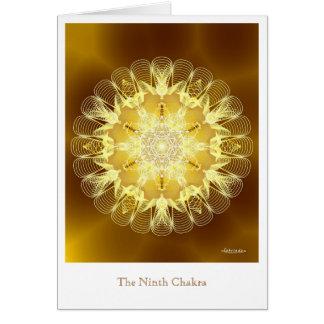 Ninth Chakra Card
