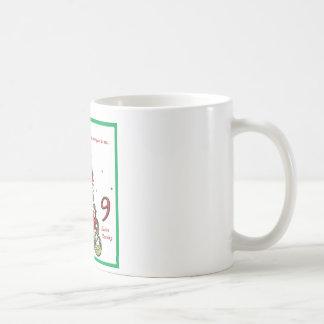 Ninth Day of Christmas Coffee Mug