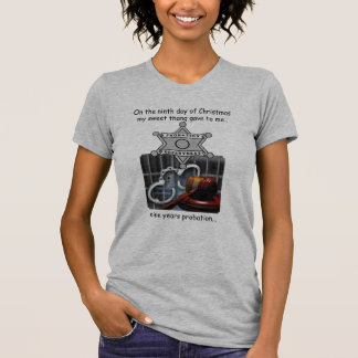 Ninth Day Redneck Christmas T-Shirt
